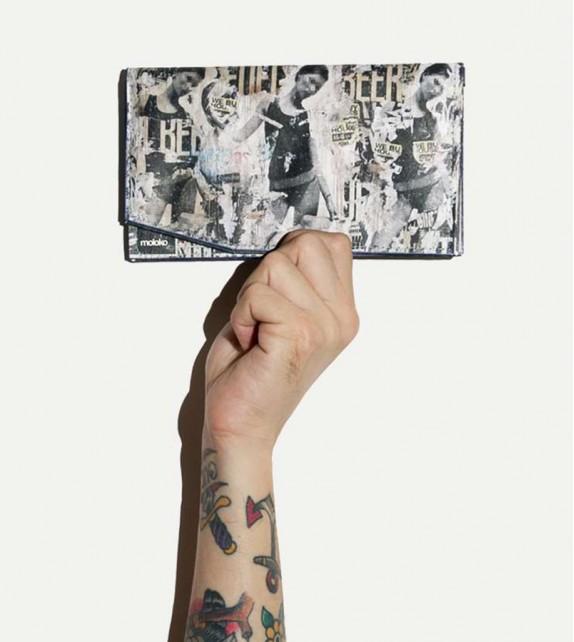 Carteiras Rocker - Mod. Clutch - Kate