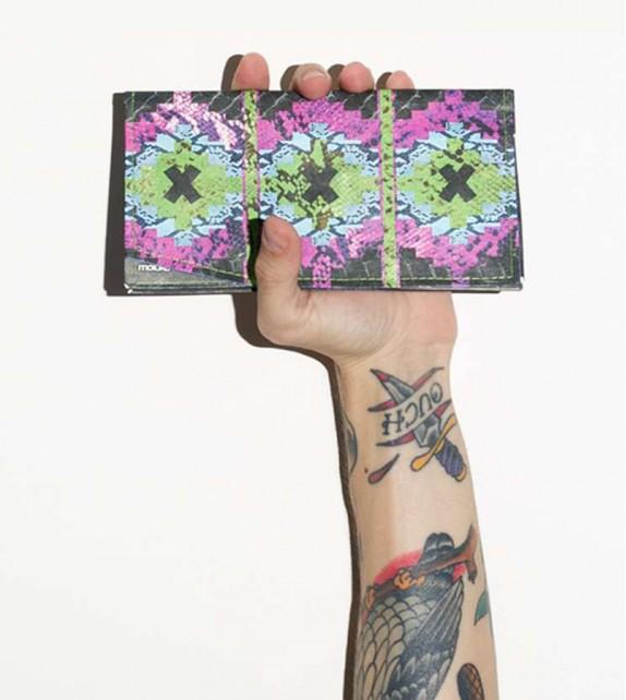 Carteiras Rocker - Mod. Clutch - Vibe