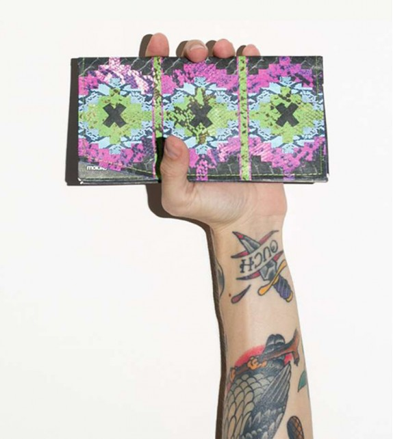Carteiras Rocker - Mod. Clutch - Vibe