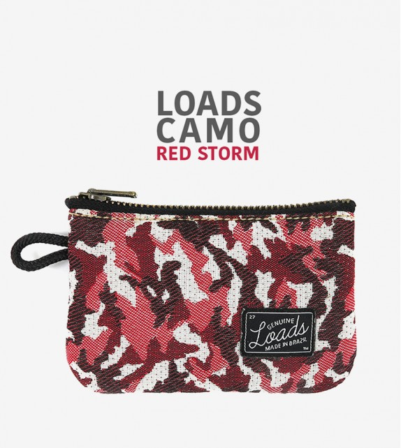 Carteira Loads - Red Storm