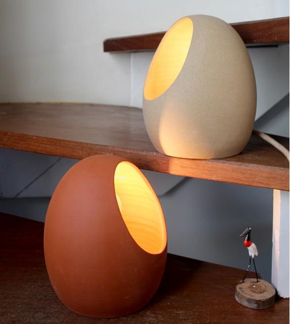 Luminária Ovo
