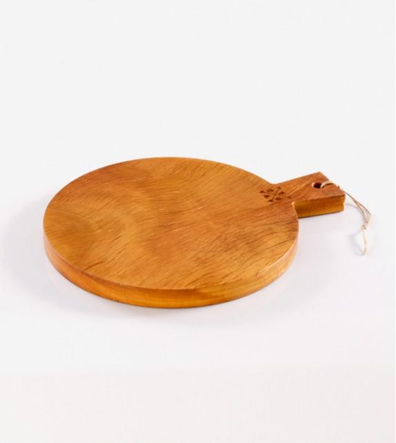 Tábua Antique - Garapeira - Redonda 26 cm